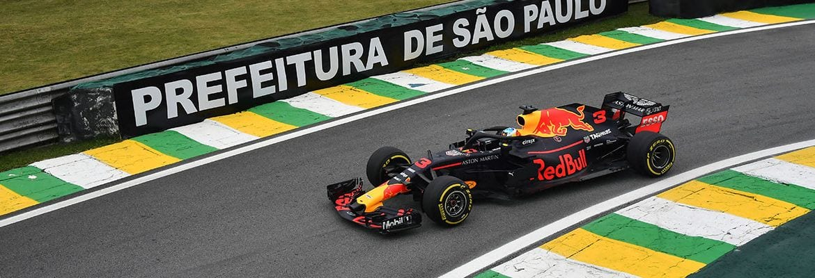 Daniel Ricciardo (Red Bull) - GP do Brasil