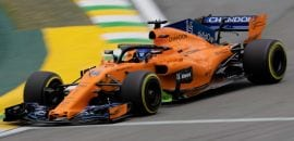 Fernando Alonso (McLaren) - GP do Brasil 2018
