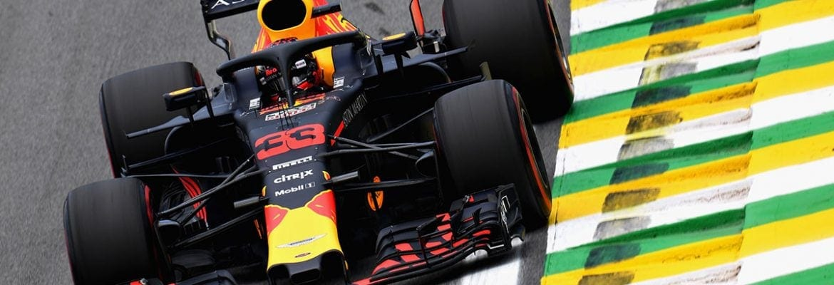 Max Verstappen (Red Bull) - GP do Brasil