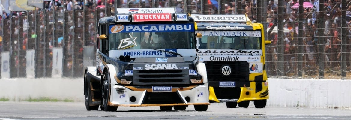 Roberval Andrade - Copa Truck