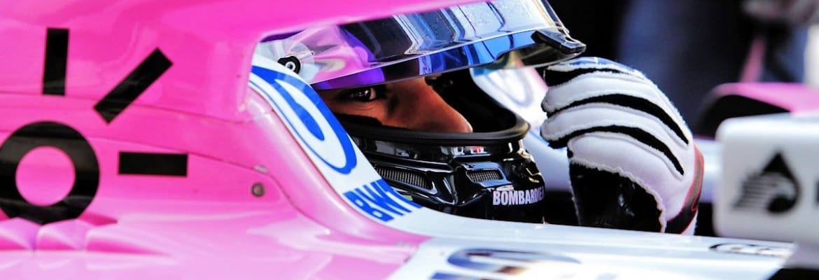 Lance Stroll - Force India