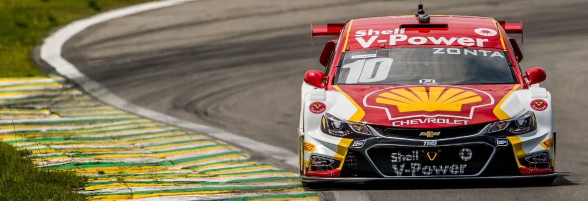 Ricardo Zonta (Shell Racing) - Etapa Interlagos