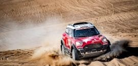 MINI - Rally Dakar 2019