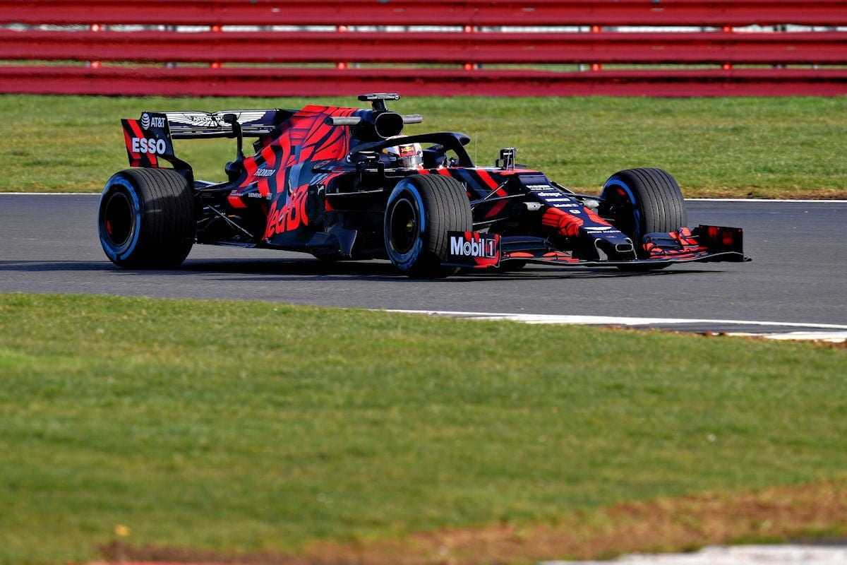 RB15 - Red Bull - Silverstone