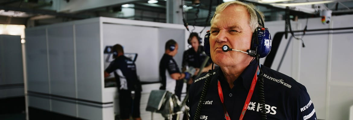 Patrick Head (Williams) - GP do Bahrein 2008