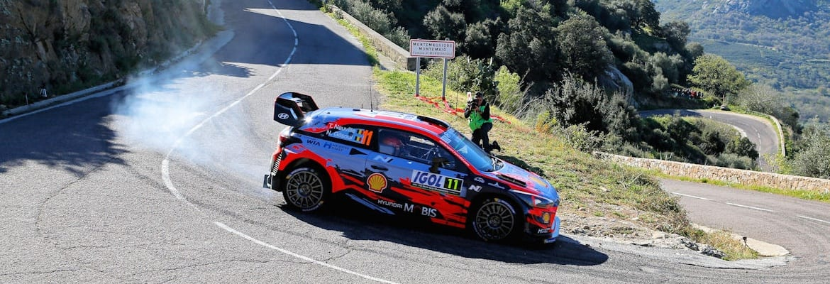 Thierry Neuville - WRC