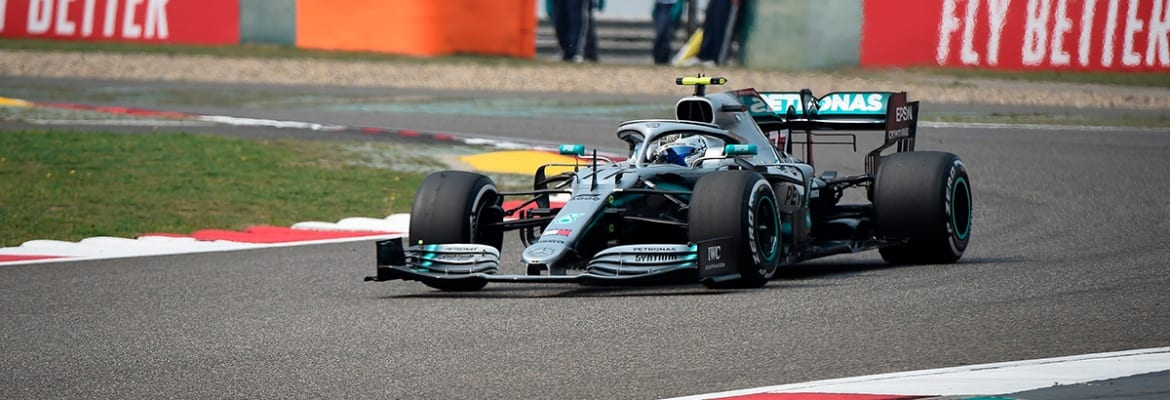 Valtteri Bottas (Mercedes) - GP da China