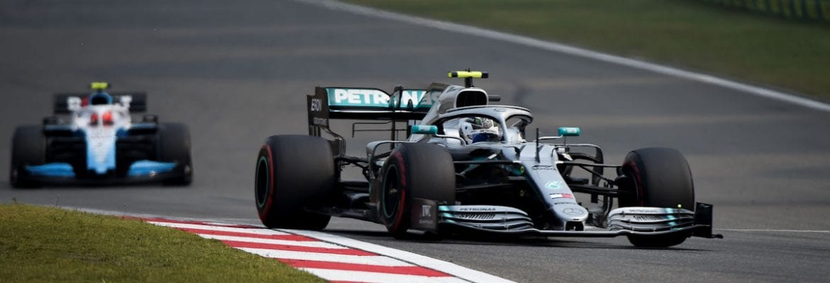 Valtteri Bottas (Mercedes) GP da China F1 2019