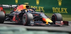 Pierre Gasly (Red Bull) - GP da China F1 2019