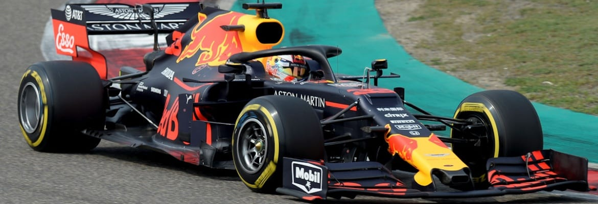 Max Verstappen (Red Bull) GP da China F1 2019