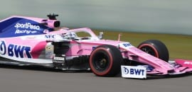 Sergio Perez (Racing Point) GP da China F1 2019