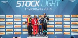 Stock Light 2019 - Pódio Velopark