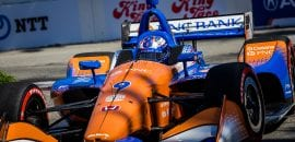 Scott Dixon (Indy) - Long Beach