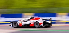#7 TOYOTA GAZOO RACING - WEC - 6 Horas de Spa