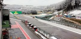 Spa-Francorchamps - WEC - neve
