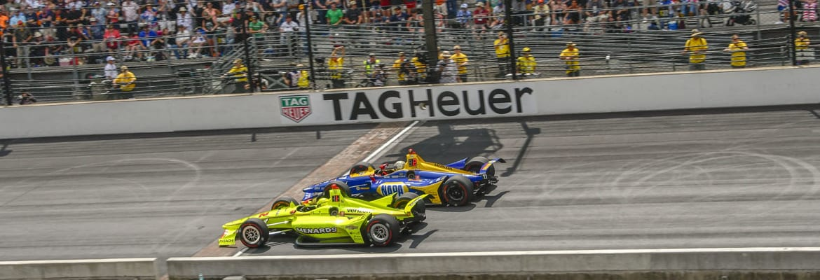 Pagenaud e Rossi - Indy 500