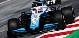 George Russell (Williams) - GP da Áustria F1 2019
