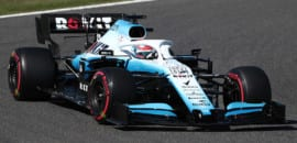 George Russell (Williams) - GP do Japão F1 2019