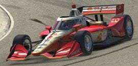 Scott McLaughlin - Indy Virtual